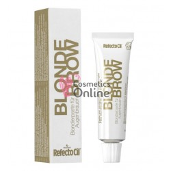Vopsea decolorant pentru sprancene Refectocil 15 ml Blond nr 0