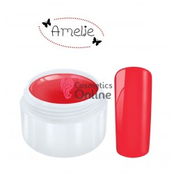 Gel UV Amelie color rosu Old Red 5ml