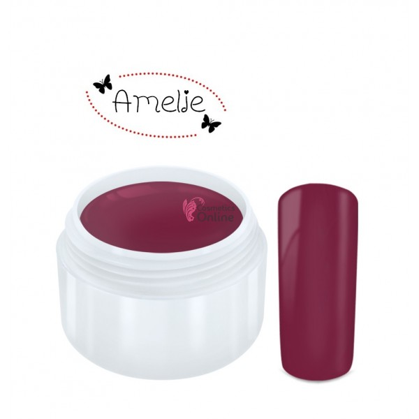 Gel UV Amelie color mat Ruby 5ml