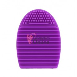 Brush egg pentru curatat pensulele de Make-Up Cod 006 Purple