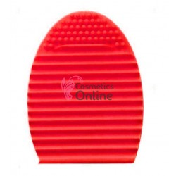 Brush egg pentru curatat pensulele de Make-Up Cod 002 Red