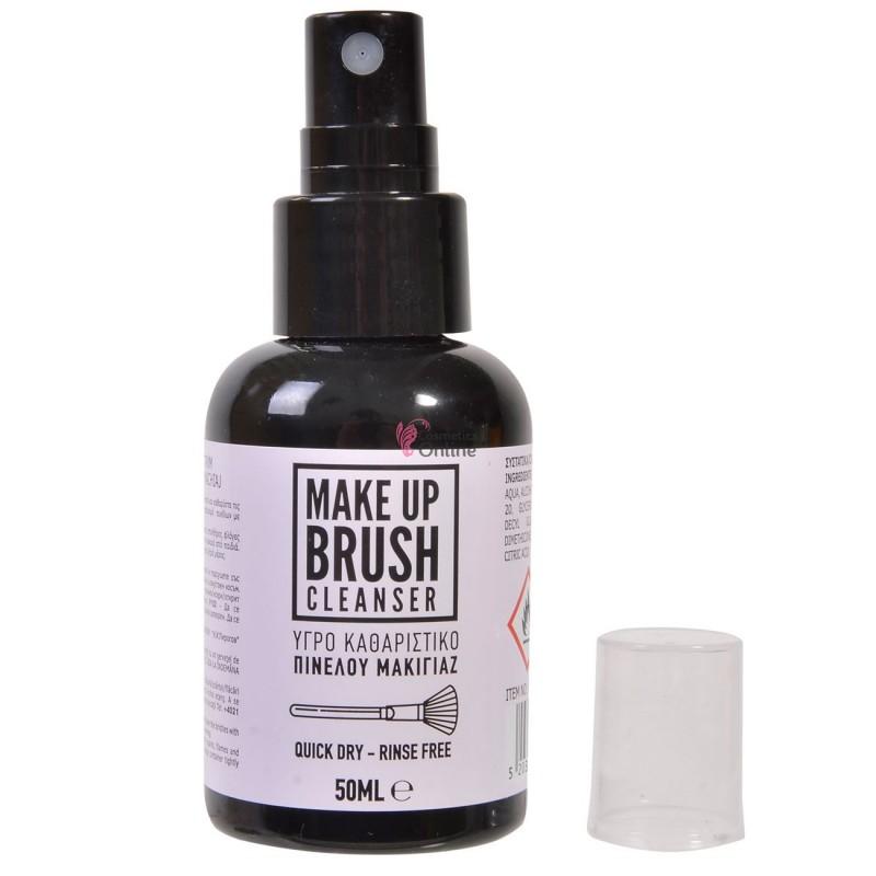 Solutie curatat pensule make up