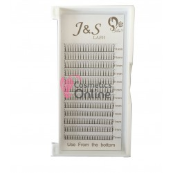 Gene false individuale J&S LASH 3D, D/0.10 de 11mm