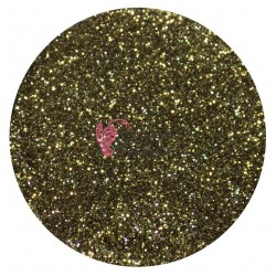 Glitter pentru make-up 3gr Amelie Pro G100 Black Gold Grey
