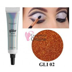 Adeziv primer cu Glitter de make-up Cod GLI 02