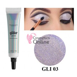 Adeziv primer cu Glitter de make-up Cod GLI 03