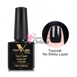 Top Coat  Venalisa pentru oja UV / LED de 7,5 ml