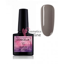 Oja semipermanenta Coscelia color UV / LED de 8 ml Cod 023 Deep Chanel