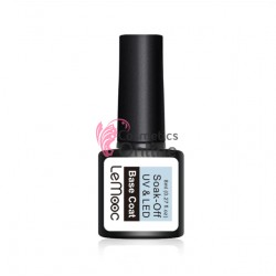 Base Coat LeMooc pentru oja UV / LED de 8 ml