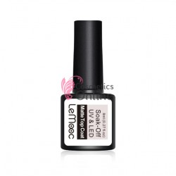 Top Coat Matt LeMooc pentru oja UV / LED de 8 ml