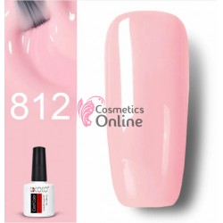 Oja Semipermanenta GDCOCO UV / LED de 8ml Cod 812 Pink Light
