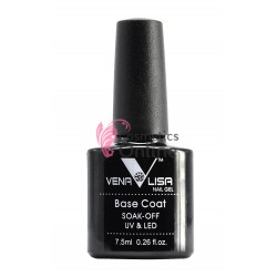 Base Coat Venalisa pentru oja UV / LED de 7,5 ml