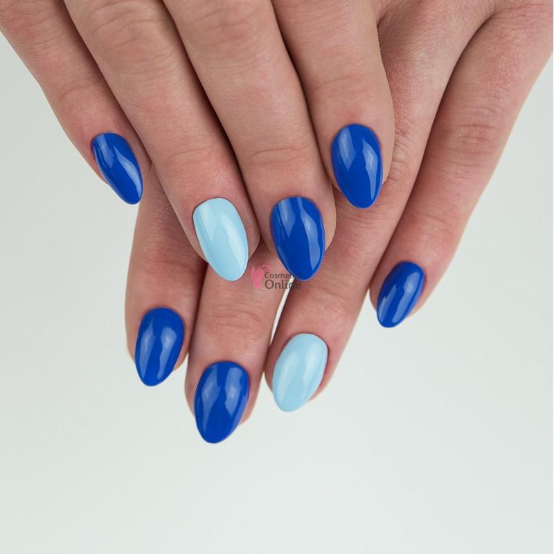 Gel Uv Semilac Geltaq Color 000 Albastru Lazure Dream 5 Ml