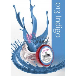 Gel uv Semilac Geltaq color 013 Albastru Indigo 5 ml