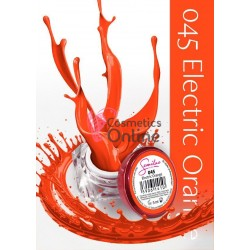 Gel uv Semilac Geltaq color 045 portocaliu Electric Orange 5 ml