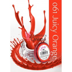 Gel uv Semilac Geltaq color 061 rosu Juicy Orange 5 ml