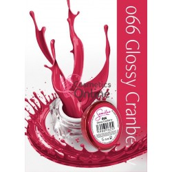 Gel uv Semilac Geltaq color 066 rosu Glossy Cranberry 5 ml