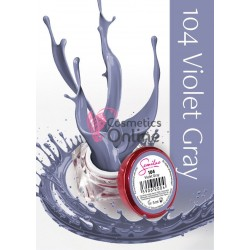 Gel uv Semilac Geltaq color 104 mov Violet Gray 5 ml