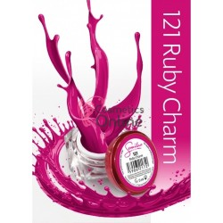 Gel uv Semilac Geltaq color 121 roz Ruby Charm 5 ml