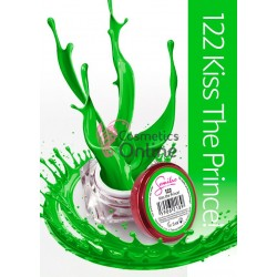 Gel uv Semilac Geltaq color 122 Verde Kiss the Prince 5 ml