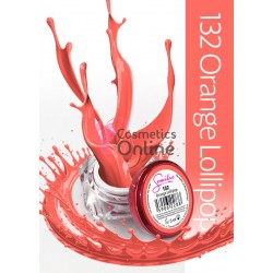 Gel uv Semilac Geltaq color 132 portocaliu Orange Lollipop 5 ml