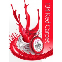 Gel uv Semilac Geltaq color 134 rosu Red Carpet 5 ml