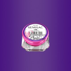 Gel uv Semilac Geltaq color 146 mov Purple King 5 ml