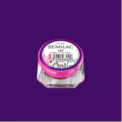 Gel uv Semilac Geltaq color 147 mov Violet in the Dark 5 ml