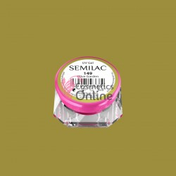 Gel uv Semilac Geltaq color 149 kaki Olive Garden 5 ml