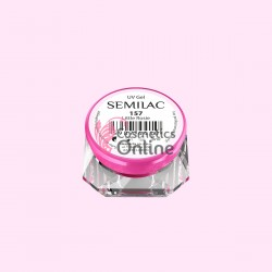 Gel uv Semilac Geltaq color 157 roz Little Rosie 5 ml