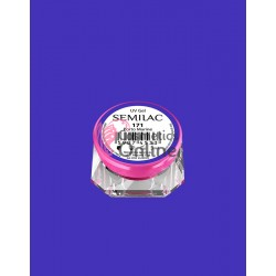 Gel uv Semilac Geltaq color 171 Albastru Porto Marine 5 ml