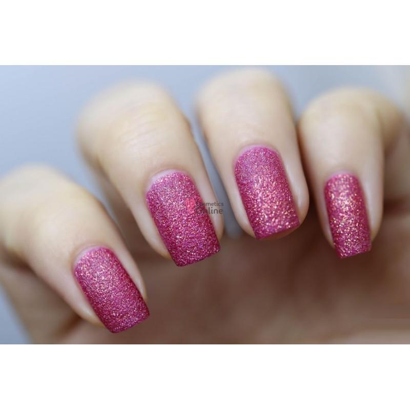 Nisip Extra Fin Cu Glitter Pentru Unghii 9g Ns13 Albastru Marin