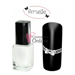 Oja de matrita Amelie Alba Snow White 12ml