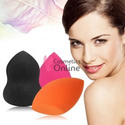 Bureti pentru make-up BM023, 1 Oval taiat,1 Oval Lacrima si 1 Para medii