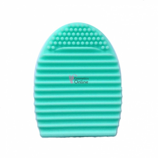 Brush egg pentru curatat pensulele de Make-Up Cod 004 Turcoaz