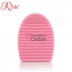 Brush egg pentru curatat pensulele de Make-Up Cod 003 Roz
