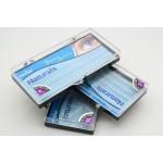 Gene false individuale Navina Blue 2D, C/0.10 de 10mm 135 D-lash