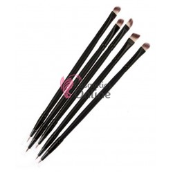 Pensula de make-up S E&B Angle Eyeshadow Brush & Liner PD003