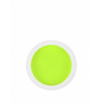 Pudra acrilica Nded galben neon, 5 gr, art. 6230