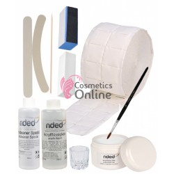 Kit unghii false NDED Acrilic