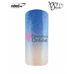 Gel UV cameleon Vylet Nails by Nded, Baby blue-white, art.1891
