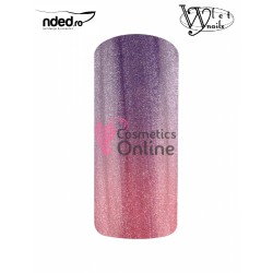 Gel UV cameleon metalizat Vylet Nails by Nded, Lilac Pink, art.1890