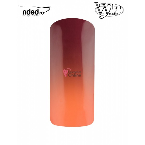 Gel UV cameleon Vylet Nails by Nded, Maroon Peach, art.1904