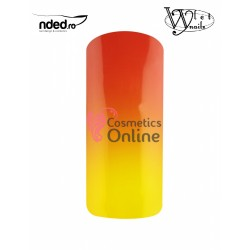 Gel UV cameleon Vylet Nails by Nded, Orange Yellow, art.1901