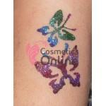 Sabloane de corp pentru tatuaje temporare Henna 06