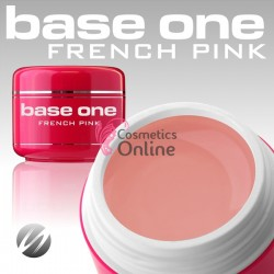 Gel UV Base One Silcare 3 in 1 French Pink 30 ml