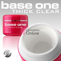 Gel UV Base One Silcare 3 in 1 Transparent Vascos 15 ml