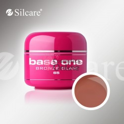 Gel UV Base One Silcare color Bronze Glam 5ml