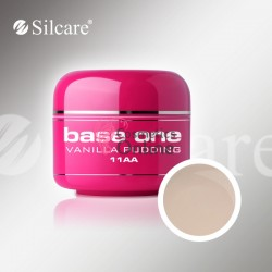 Gel UV Base One Silcare color Vanilla Pudding 5ml 11AA