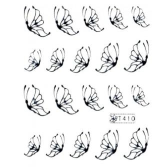 Stickere cu Apa pentru unghii cod T410S